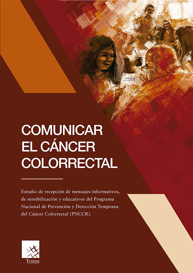 Tapa Comunicar el CCR-1